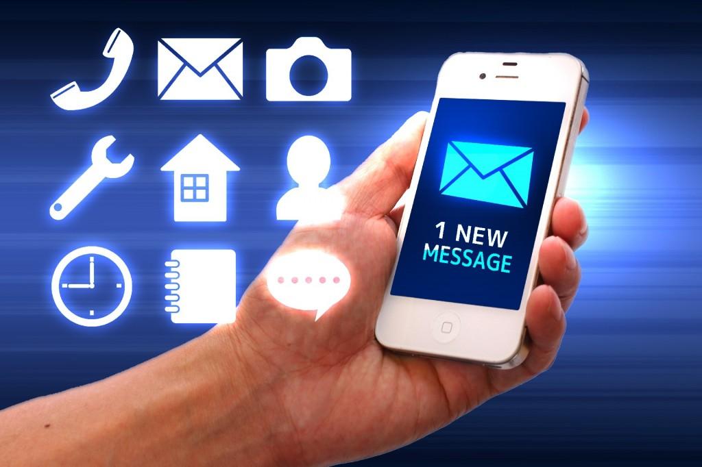 電話 メール